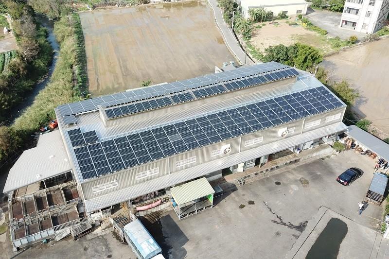 協勛能源-太陽能發電系統、太陽能板安裝