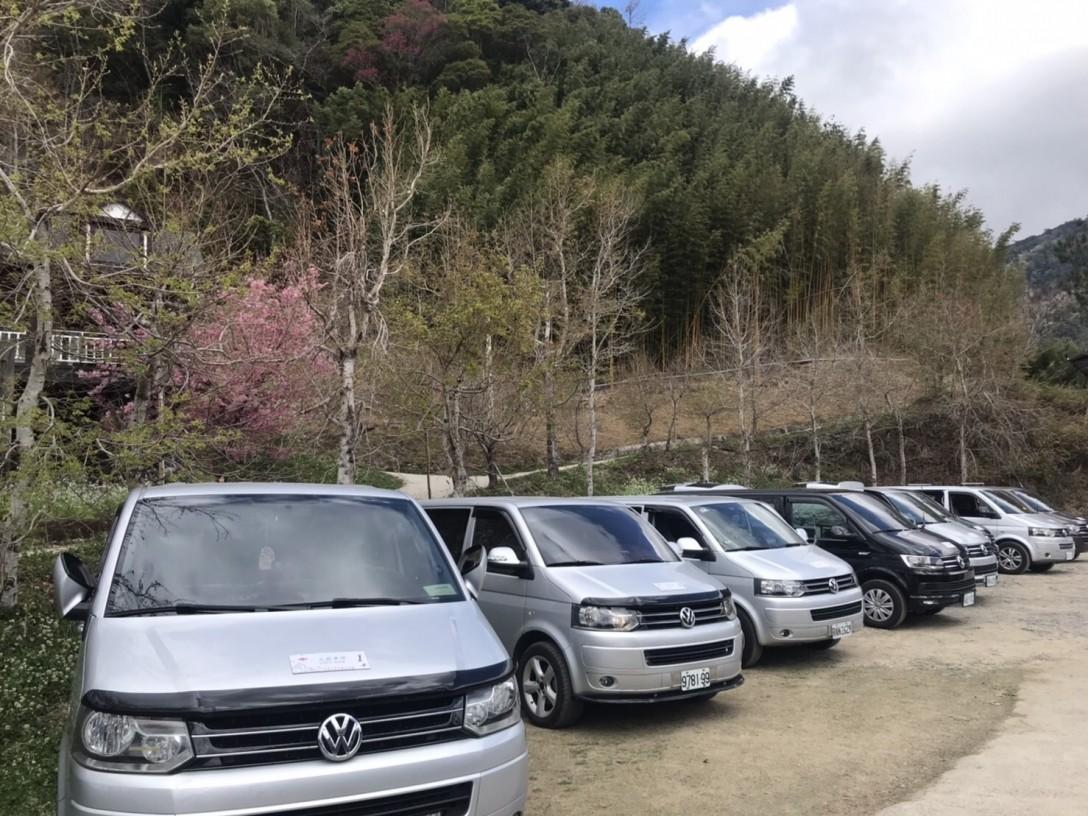 台中露營區國內包車旅遊推薦-大霸車隊