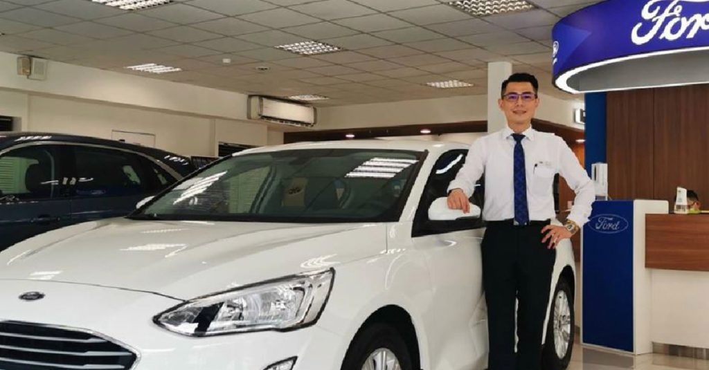 【新北推薦】Ford福特新北業務傅彥凱 新北Ford推薦,板橋汽車買賣推薦
